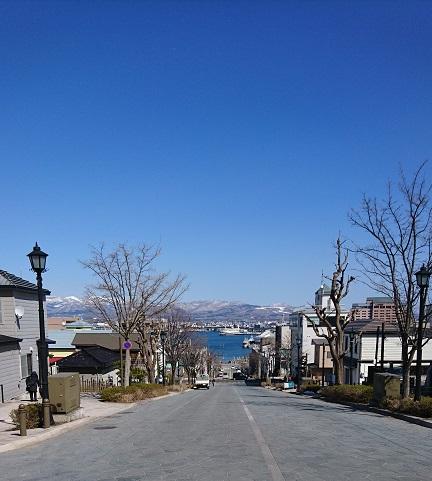3月北海道