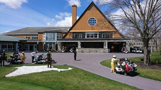 4月北海道ゴルフ